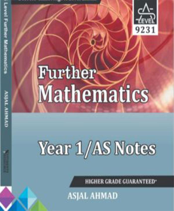 Further Mathematics Notes Syllabus