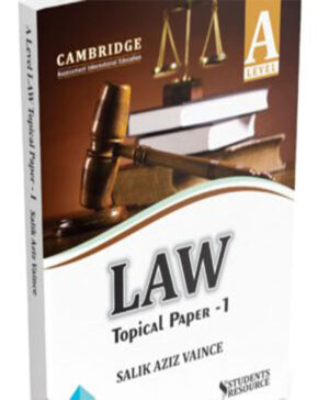 Law-English-Legal-System-Topical-Paper-1