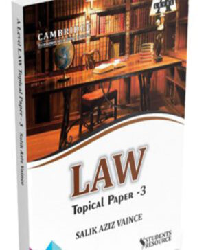 Law-English-Legal-System-Topical-Paper-3