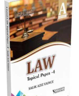 Law-of-Tort-Topical-Paper-4