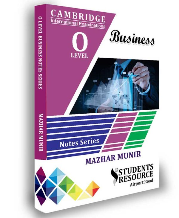 o level business notes