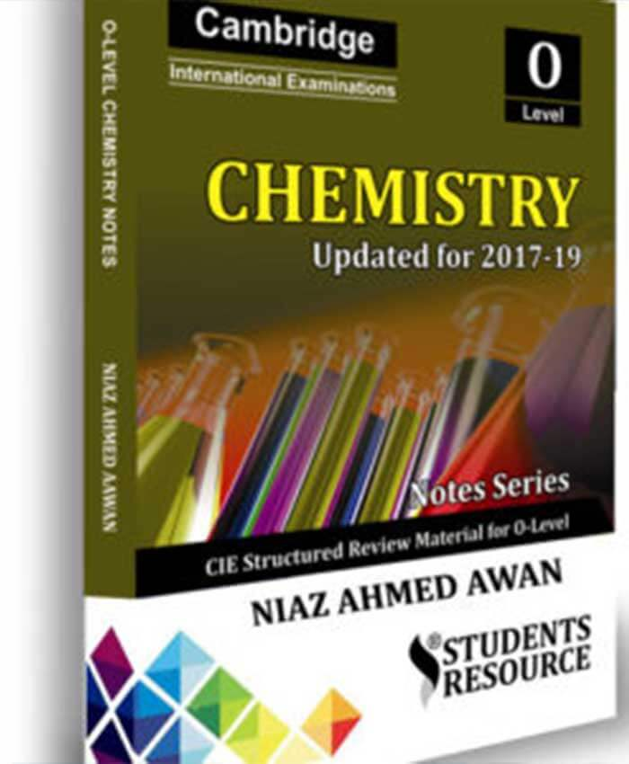 o level chemistry notes 2