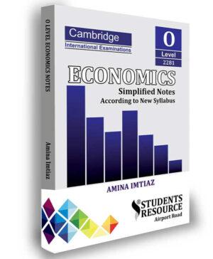 o level economic notes