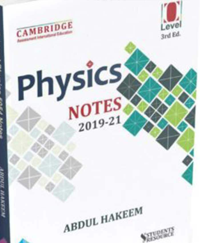 o level physics notes